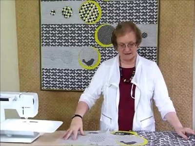How to make That Wednesday Quilt part 2 of 5 - Quilting Tips & Techniques 195