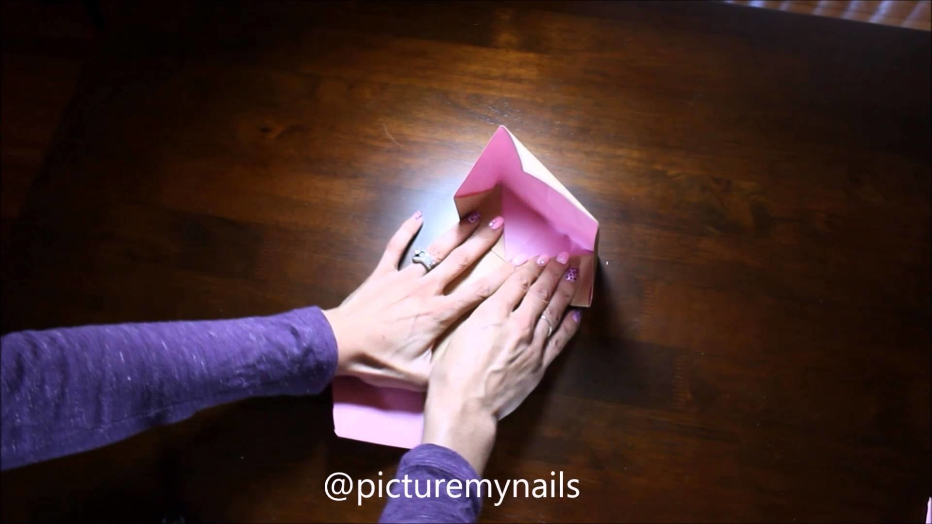 How to : Valentines Heart craft