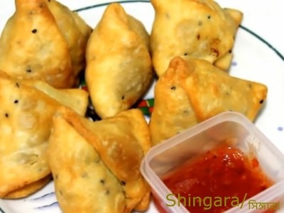 Bangladeshi Style Shingara.Singara||How To Make Shingara.Singara