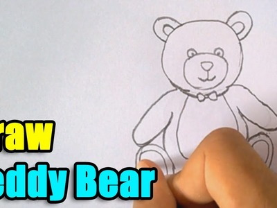 How to Draw Teddy bear