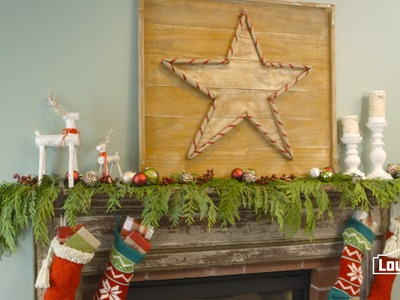 How To Make A Weathered Wood Star
