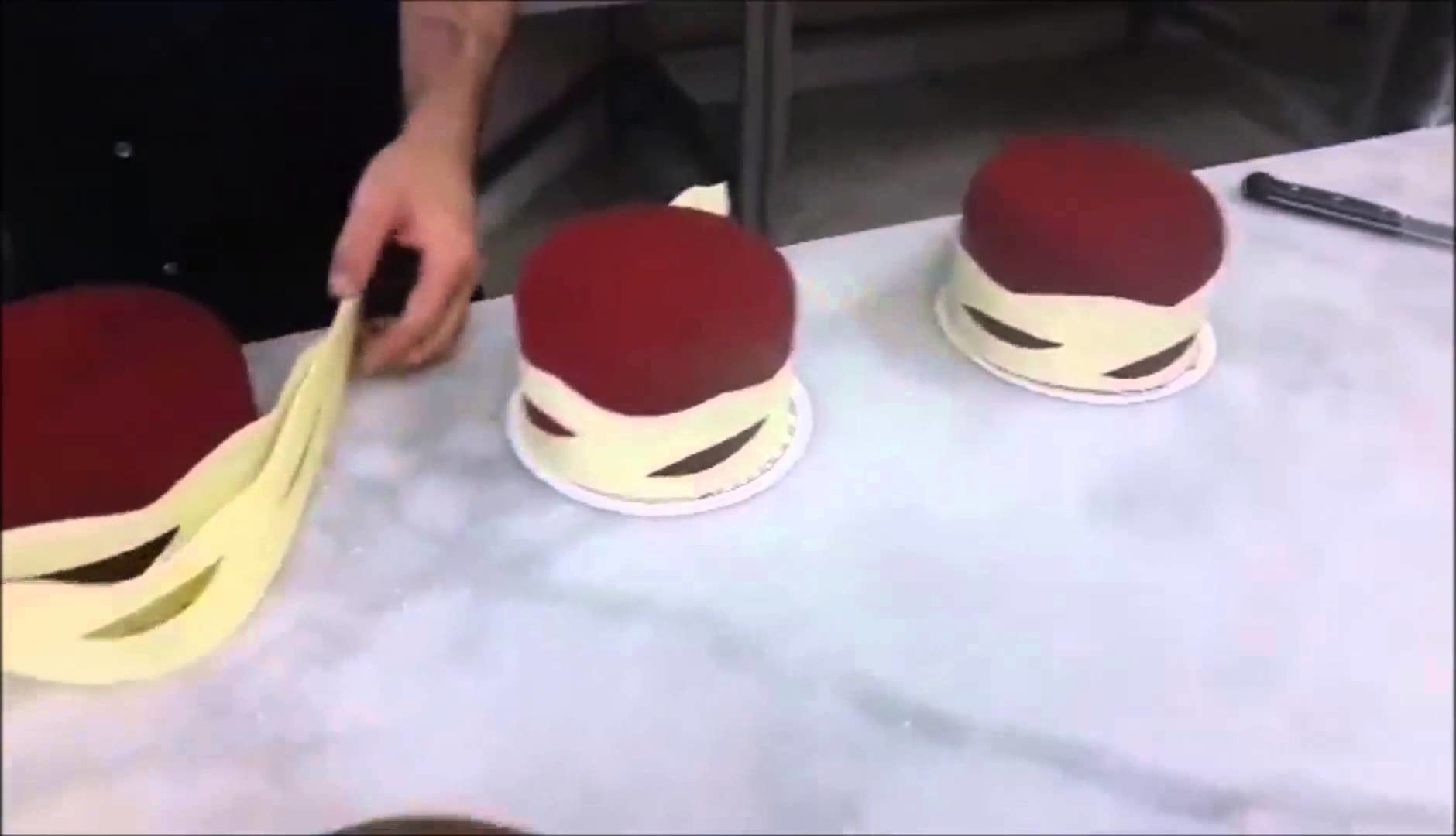 How To Make Chocolate Garnishes Decorations CAKE beautiful 2015