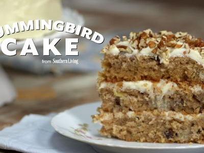 How To Make Hummingbird Cake | Southern Living
