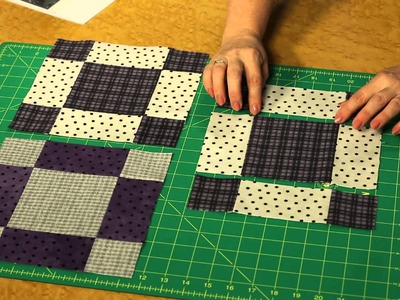 How to Make Quilting Quickly's Comfy Cozy Quilt Block
