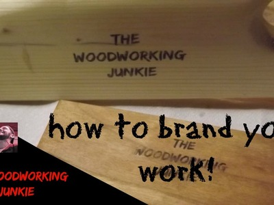 How to transfer images to wood - Woodworking project tips for beginners #3