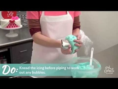 ProTip: How-To Get Perfectly Smooth Icing Like The Pros