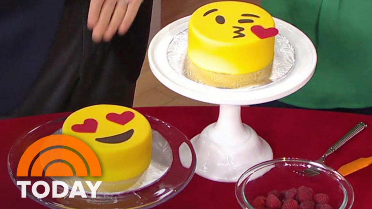 Yolanda Gampp From 'How To Cake It' Shares Creative Treats For Valentine's Day | TODAY