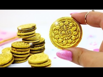 24K GOLD OREOS ♥ DIY GIFT IDEA