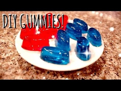 DIY Gummies! (Super Easy & Yummy)