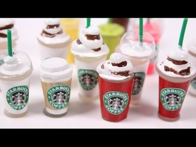 DIY Mini Starbucks