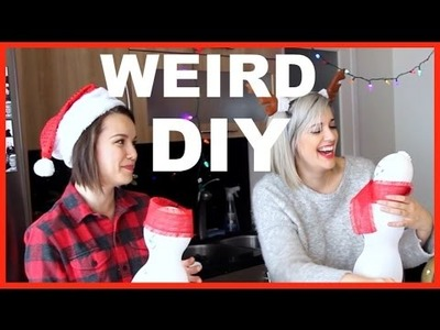DIY SNOWMEN WITH INGRID NILSEN