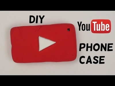 How to Make You Tube Phone Case. DIY Tutorial by Creative World