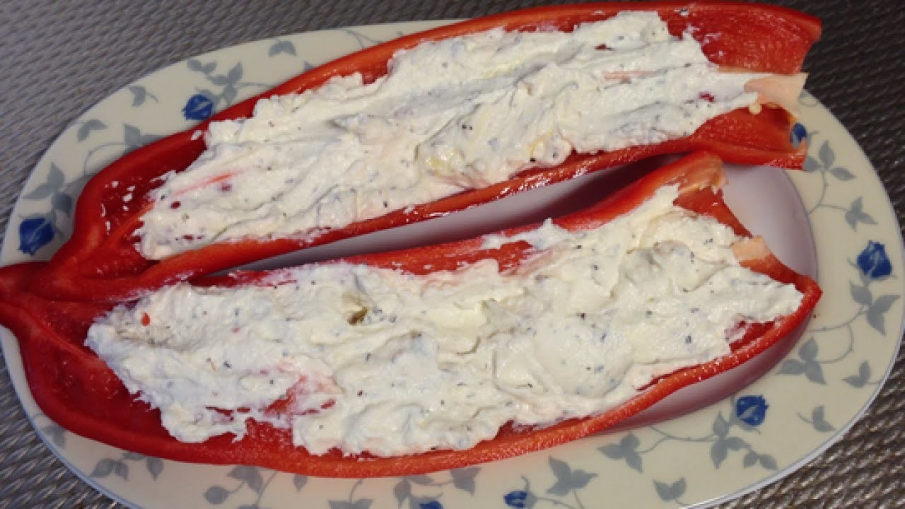 Prepare Tasty Ricotta-Stuffed Sweet Peppers - DIY Food & Drinks - Guidecentral