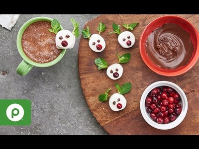 Cocoa Reindeer. A How-To Video from Publix.