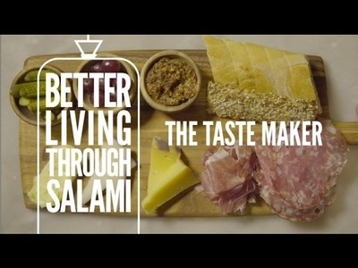 How to Build the Perfect Charcuterie Board Presented by Volpi Foods