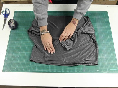 How to make a  hoody shirt