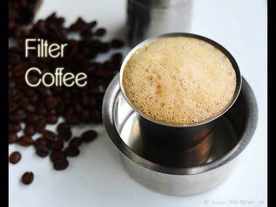 How to make Filter coffee