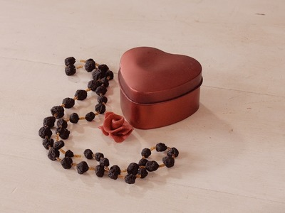 How to make Rose Petal Beads