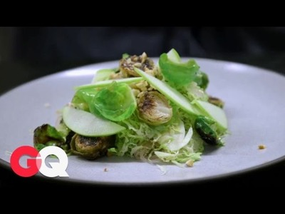 How to Use Your Thanksgiving Leftovers: Brussels Sprouts Salad