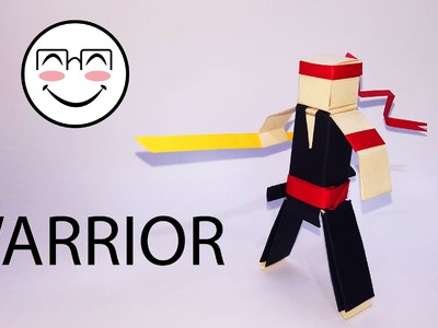 How to dress Vyouttar figure as a warrior - Vyouttar Origami