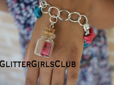 How to Make a BFF Clay Charm Bracelet