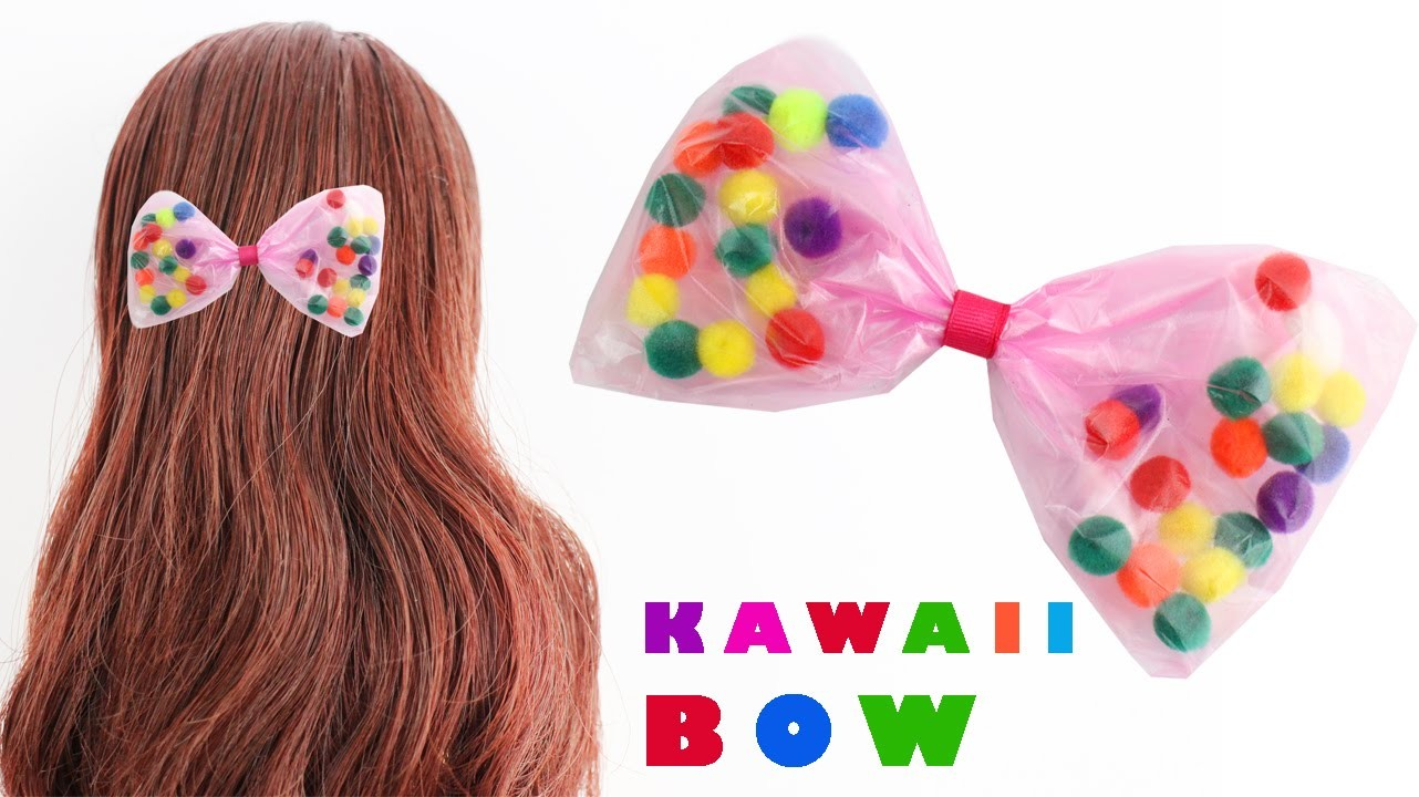 How to Make a Kawaii Hair Bow