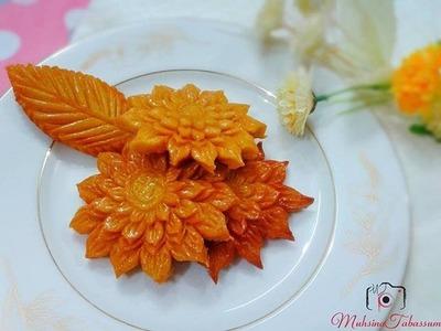 How To Make Sunflower Pitha