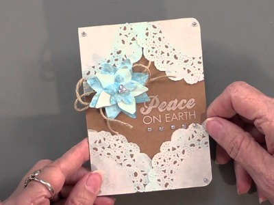 Christmas WOW: 4 Christmas Card Kits - Paper Wishes Weekly Webisodes