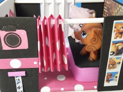 DIY Doll Photo Booth : LPS Doll DIY