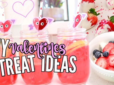 DIY Valentine's Day Treats! | Cicily Boone