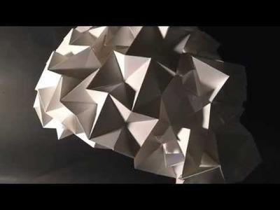 Geometric Paper Folding Tutorial