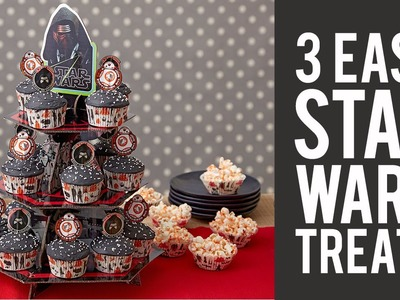How to Make STAR WARS Treats