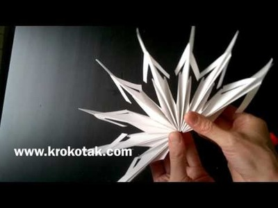 Paper Snowflakes Decorations