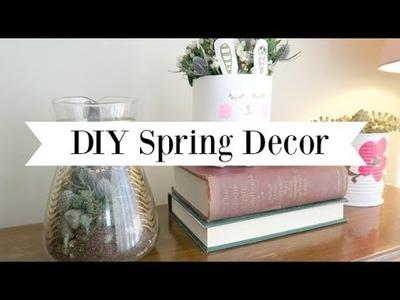 DIY Spring Decor | Upcycle Collab YTMM
