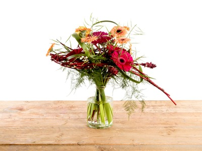 Gerbera Love | Flower Factor How To | Bouquet