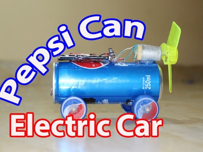 How to make a Car | from Pepsi Can | Very Simple Tutorials