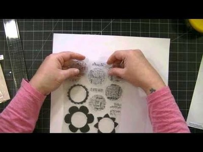 How to make Custom Stamp Pockets Using Your Fuse Tool