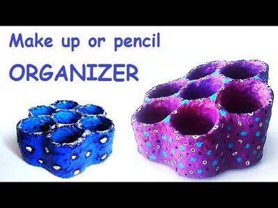 How to make MAKE up organizer