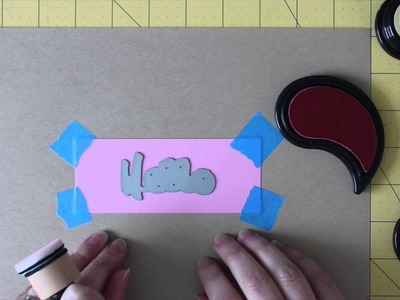 Make It Monday #239: Customizing Pre-Printed Paper