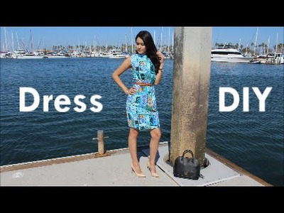 Dress DIY DamaV425