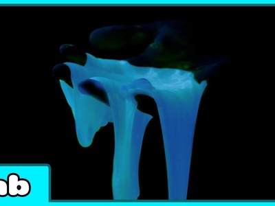 How To Make Glow In The Dark Magic Mud From Tonic Water