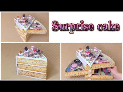 Kawaii cake - organizer box DIY - Isa ❤️