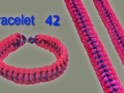 Rainbow loom bracelet 42