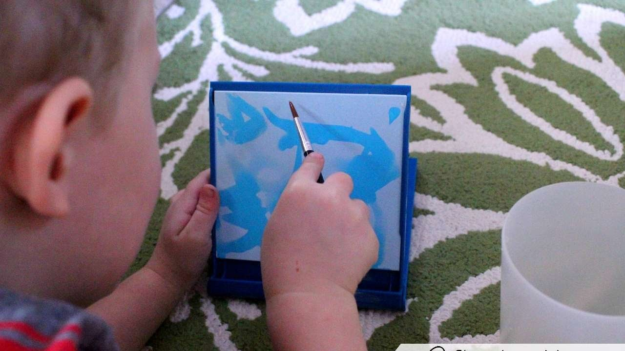 Toddler Activities With The Mini Buddha Board - DIY Crafts Tutorial - Guidecentral