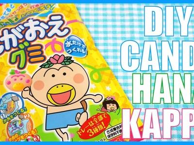 DIY CANDY! Hana Kappa Gummies!