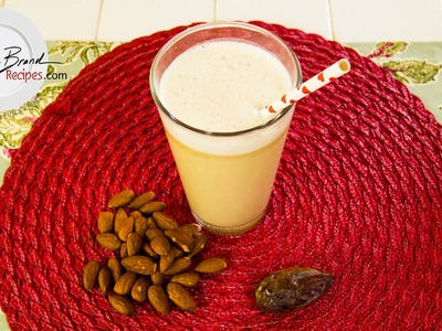 How to make Almond Milk By Scratch - Easy Recipe