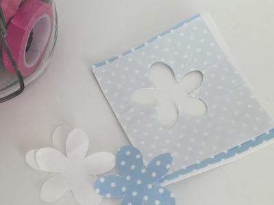 ScanNCut - Cutting Fabric with Freezer Paper