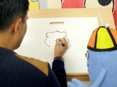 Beanie & Bren: How to Draw a Groundhog