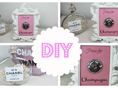 DIY: IDEAS ECONOMICAS Y FACILES PARA DECORAR TU CUARTO | DIAMANTES Y TACONES