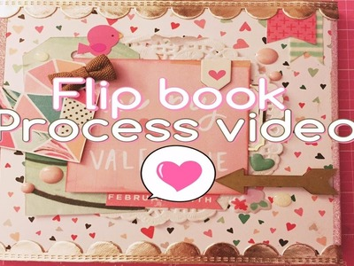 Flip book Process Video | Crate Paper-Hello Love